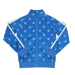 Jeffree Star dark blue track jacket
